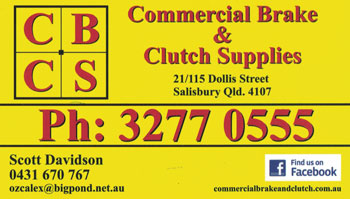 Commercial Brake & Clutch Supplies