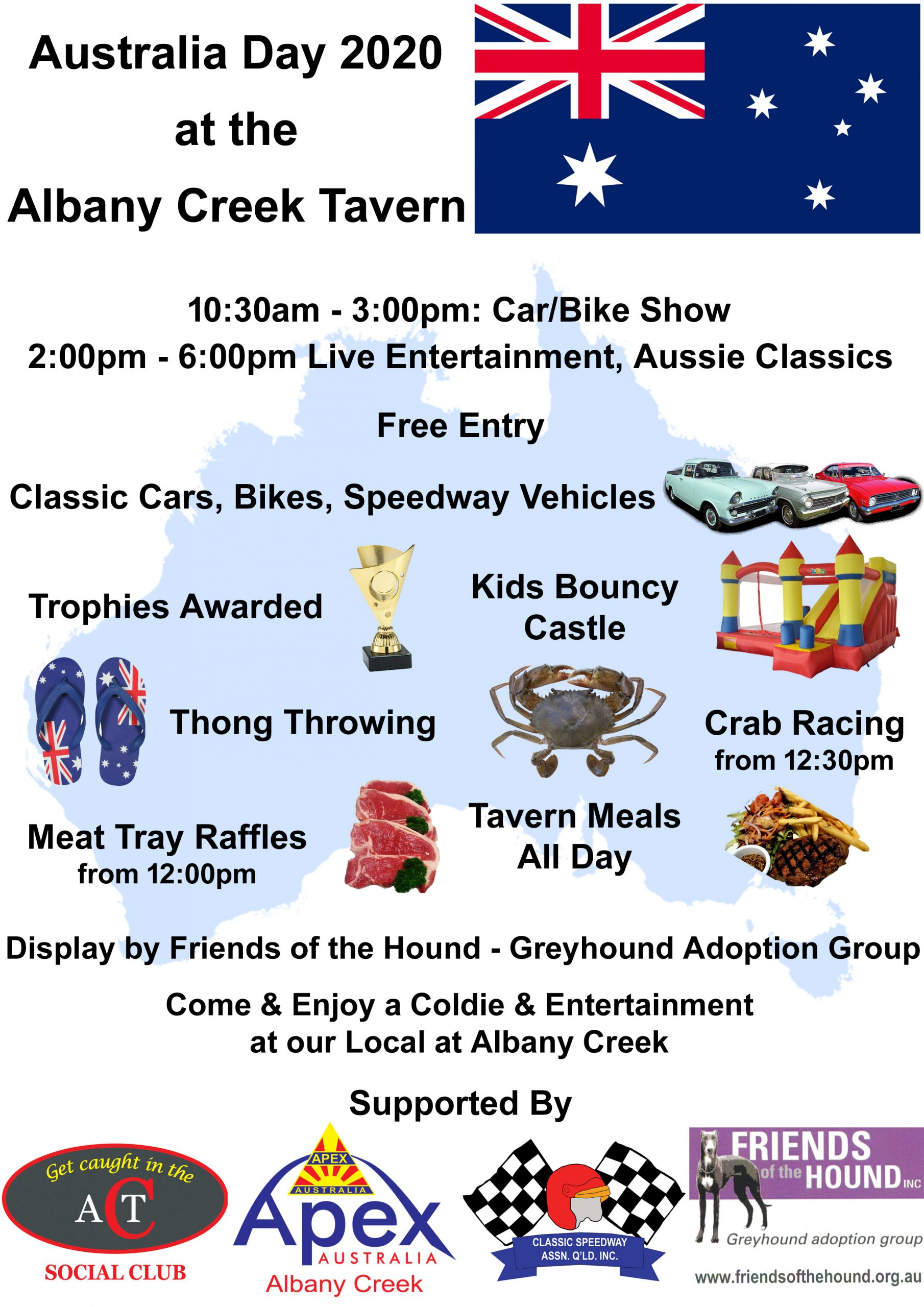 Albany Creek Tavern Family Fun Day @ Albany Creek Tavern